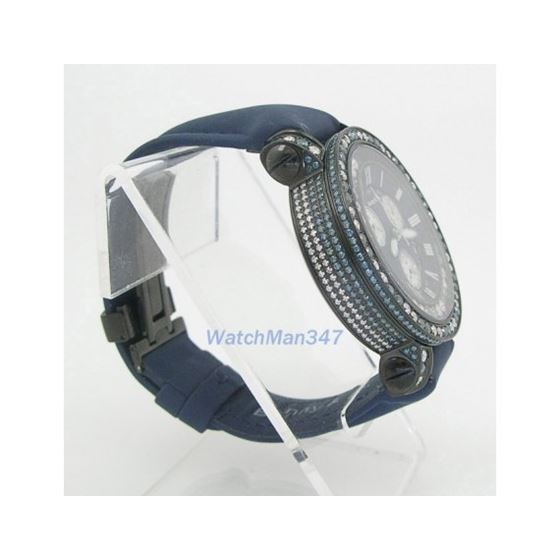 Blue And White Benny Co Diamond Watch BNC4 4