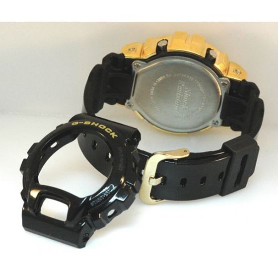 Casio G-Shock 5.00 ct Swarovski Iced Out Mens Watch G-104 2