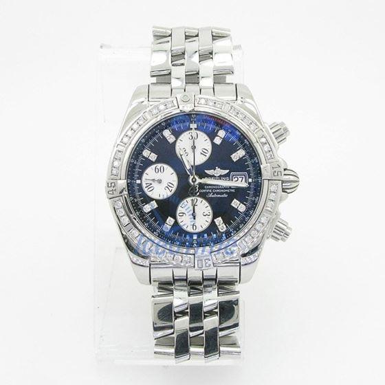 Breitling Windrider Chronomat A1335611-M 55356 2