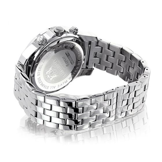 Diamond Watch 0.25Ct Mens Raptor-2