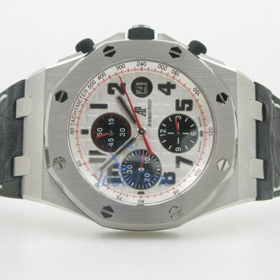 Audemars Piguet Royal Oak Offshore Silve 54427 2