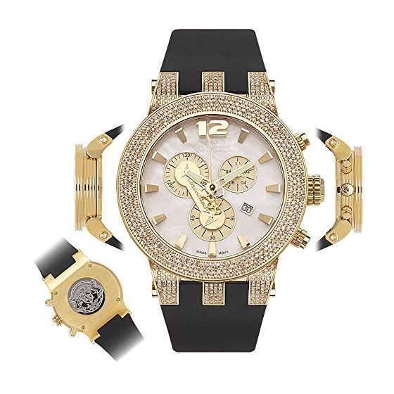 BROADWAY JRBR9 Diamond Watch-2