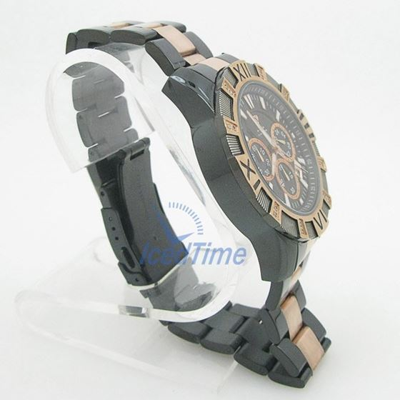 Mens Aqua Master Iced Out Diamond Watch W333AQ5 4