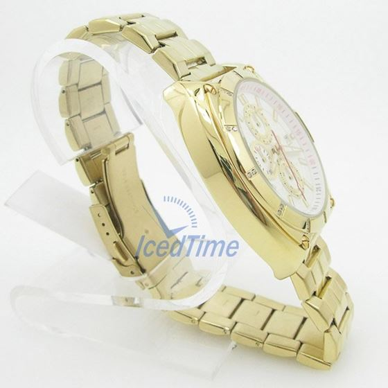 Mens Aqua Master Iced Out Diamond Watch W328AQ2 4