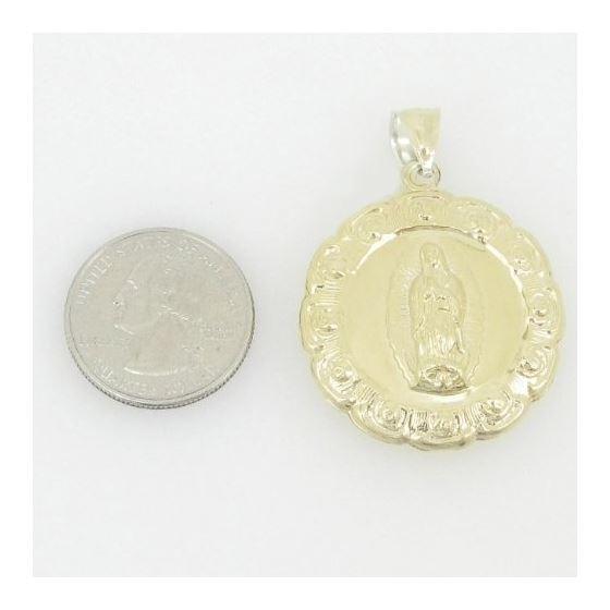 Unisex 10K gold and .925 Italian Sterlin 81084 4