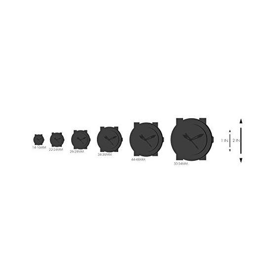 Men's 10074 Subaqua Reserve Chronograph Blac-4