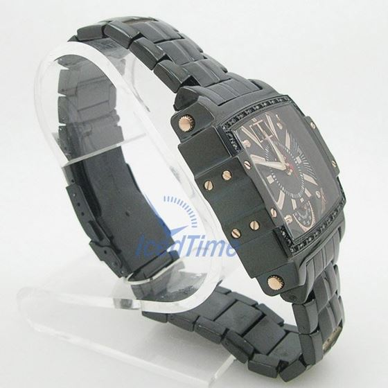 Mens Aqua Master Iced Out Diamond Watch W329AQ6 4
