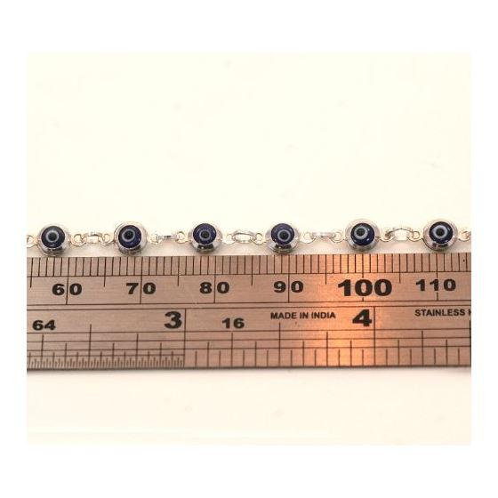 Evil Eye Murano Glass Bead Designer Ster 73106 2