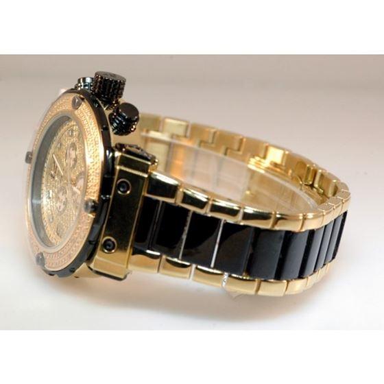 Agua Master Mens Diamond Watch W148fa 2