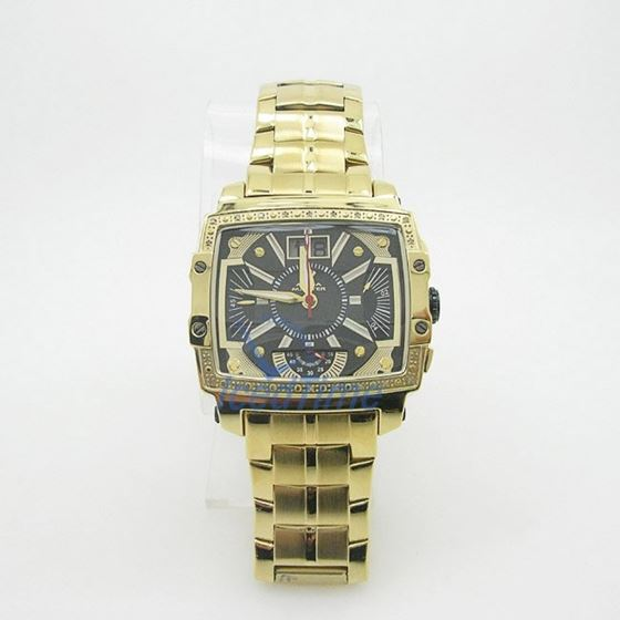 Mens Aqua Master Iced Out Diamond Watch W329AQ5 2