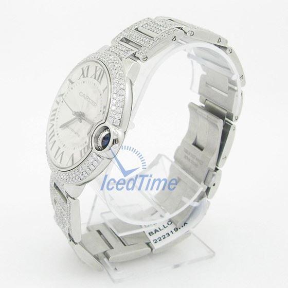 Cartier Ballon Bleu Watch W69012Z4 54328 2