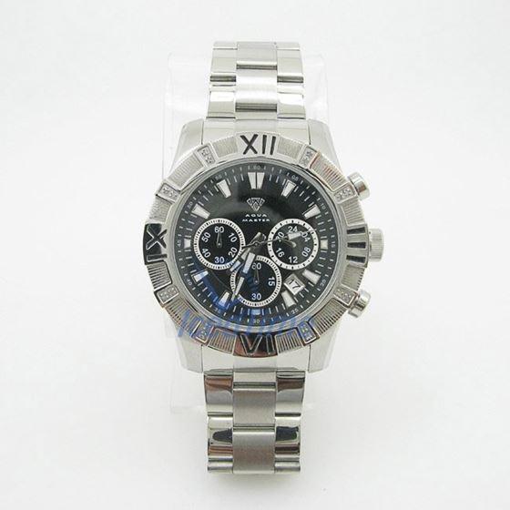 Mens Aqua Master Iced Out Diamond Watch W333AQ1 2