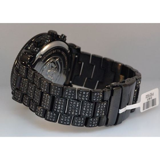 Joe Rodeo Mens Watches Junior Black Diamond Watch JJU149 4