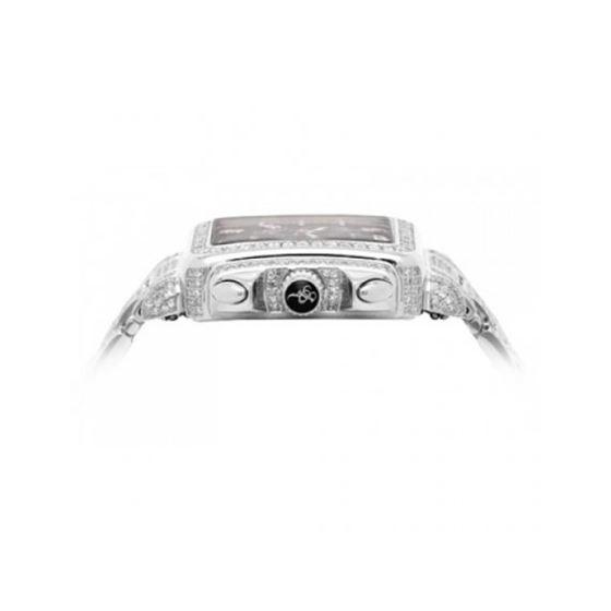 Joe Rodeo Watches: Unisex Madison Diamond Watch JRMD32 4