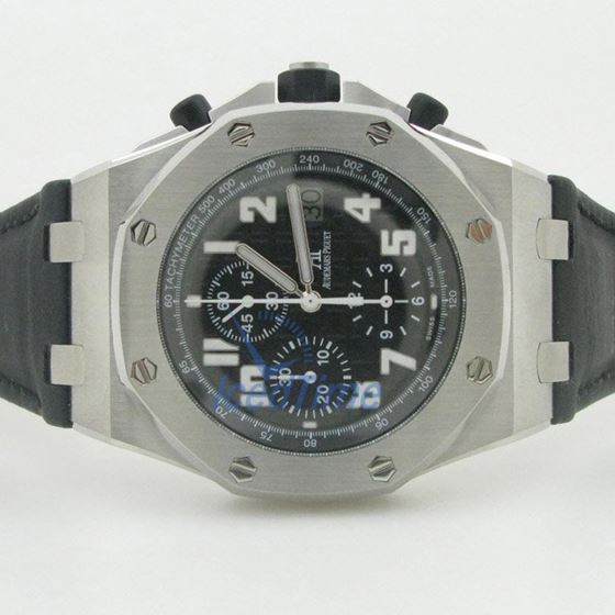 Audemars Piguet Royal Oak Offshore Black 54418 2