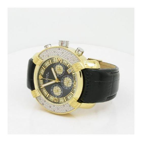 Poker Quartz 0.20Ctw Diamond Watch AQMNW06-2