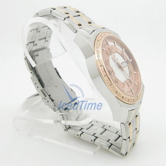 Mens Aqua Master Iced Out Diamond Watch W335AQ6 4