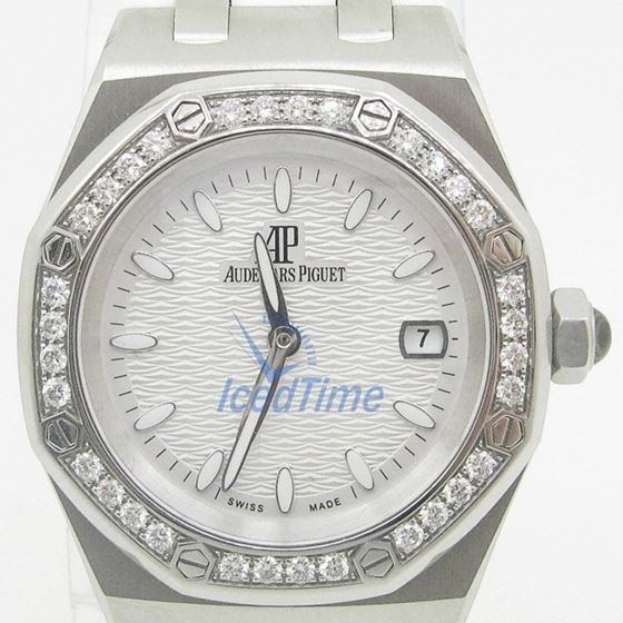 Audemars Piguet Royal Oak Lady Quartz Wa 54366 2