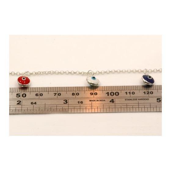 Evil Eye Murano Glass Bead Designer Ster 73100 2