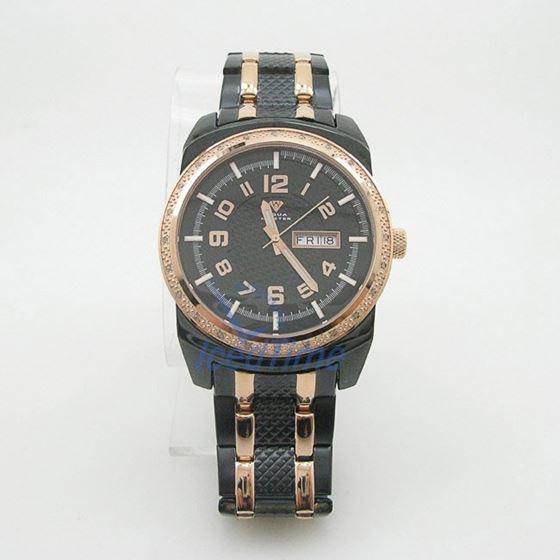 Mens Aqua Master Iced Out Diamond Watch W335AQ5 2