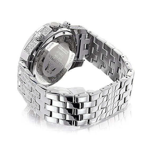 Iced Outlarge Mens Genuine Diamond Rapto 89920 2