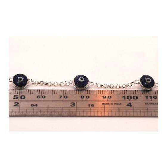 Evil Eye Murano Glass Bead Designer Ster 73112 2