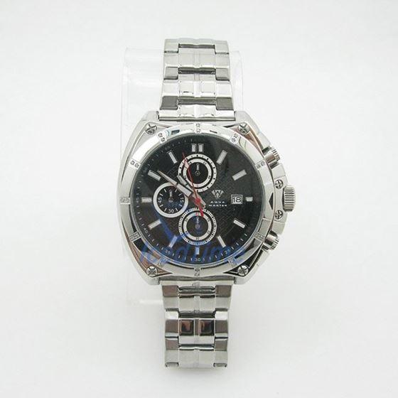Mens Aqua Master Iced Out Diamond Watch W328AQ8 2