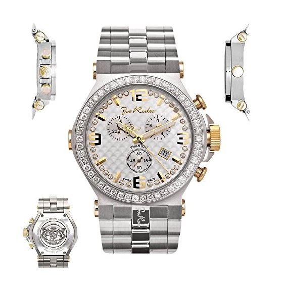 PHANTOM JPTM40 Diamond Watch-2