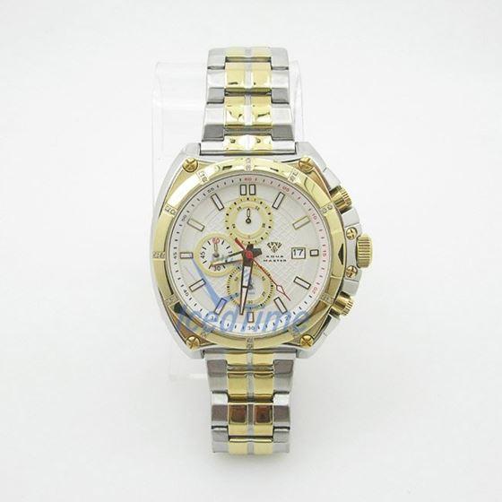 Mens Aqua Master Iced Out Diamond Watch W328AQ7 2