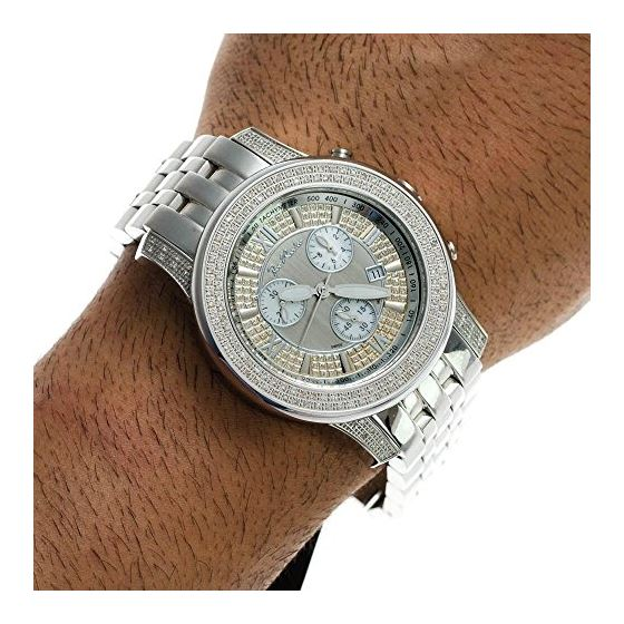2000 J2027 Diamond Watch-4