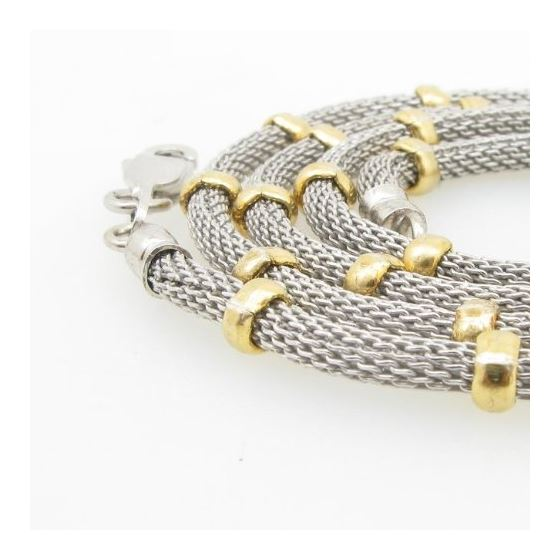 925 Sterling Silver Italian Chain 18 inches long and 4mm wide GSC52 2