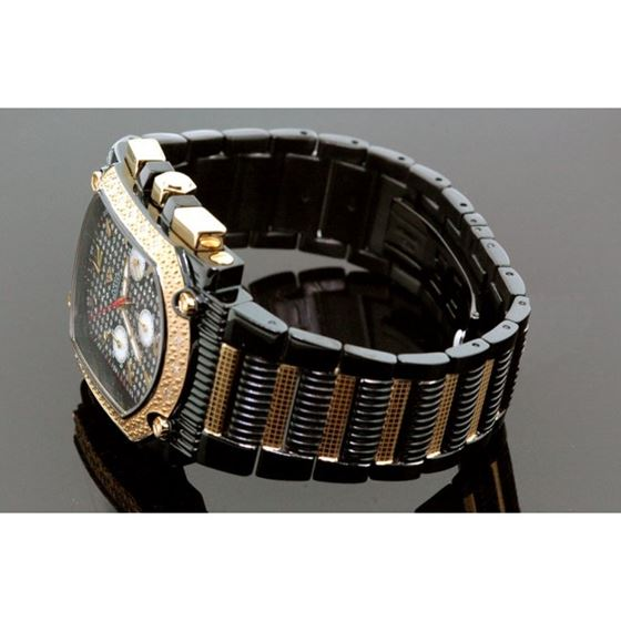 Agua Master 0.16ctw Mens Diamond Watch w323YU 2