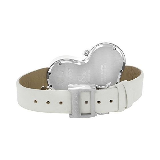 Jacob Co. Ladies Swiss Made Amore Heart Love Dia-4