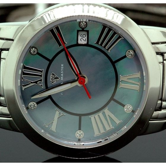 Aqua Master Ladies Diamond Watch w319a 55785 2