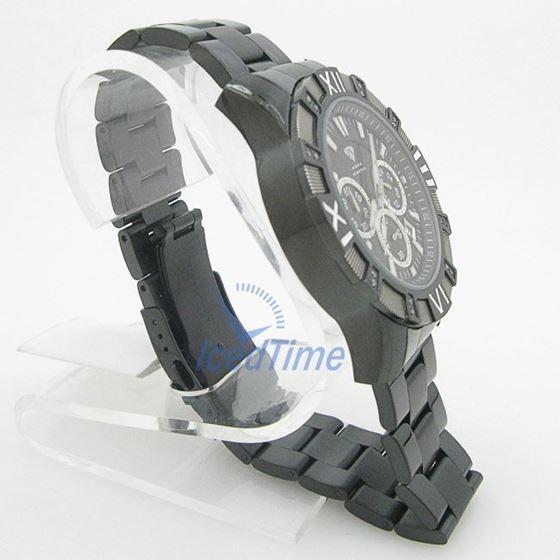 Mens Aqua Master Iced Out Diamond Watch W333AQ8 4