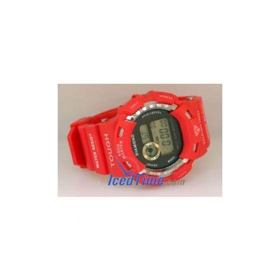 Aqua Master Shock Red Diamond Watch 92288 2