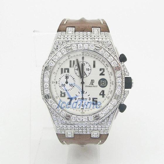 Audemars Piguet Royal Oak Offshore Chronograph Mens Watch SAFARI 26170st.oo.d091cr.01 2