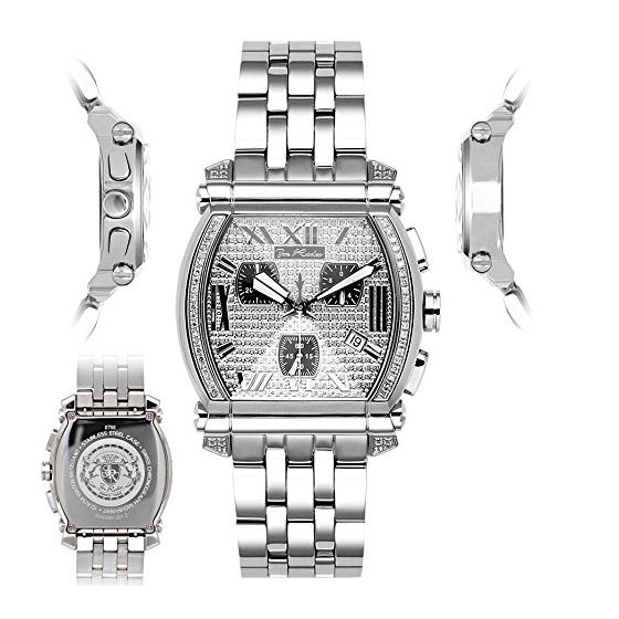 GIANNI JGI5 Diamond Watch-2