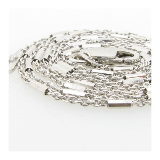 925 Sterling Silver Italian Chain 20 inches long and 2mm wide GSC115 2