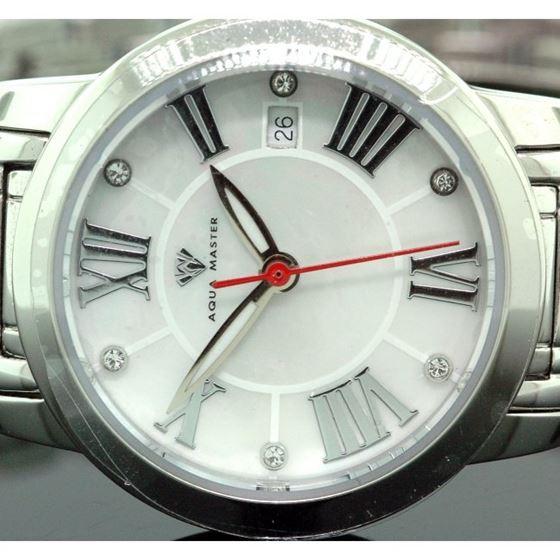 Aqua Master Ladies Diamond Watch w319b 2