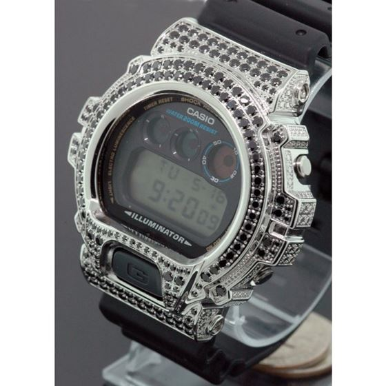 Iced Out Watches Casio G Shock Mens Digi 53071 2