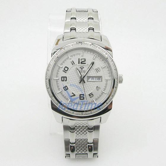 Mens Aqua Master Iced Out Diamond Watch W335AQ2 2