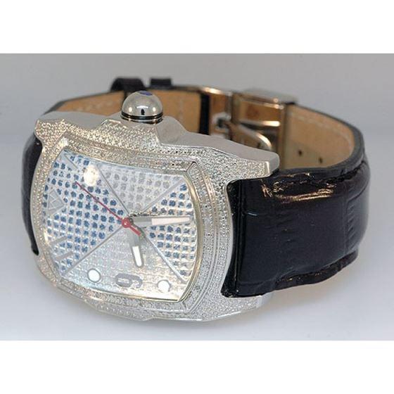 Aqua Master Mens Diamond Watch AQMOS03 2