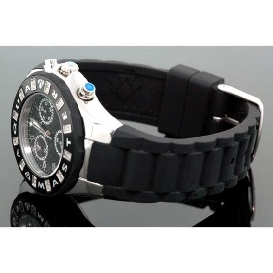 Agua Master 0.24ctw Womens Jelly Diamond Watch w324BOT 2