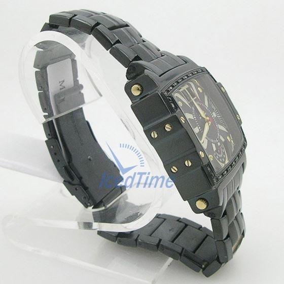 Mens Aqua Master Iced Out Diamond Watch W329AQ4 4