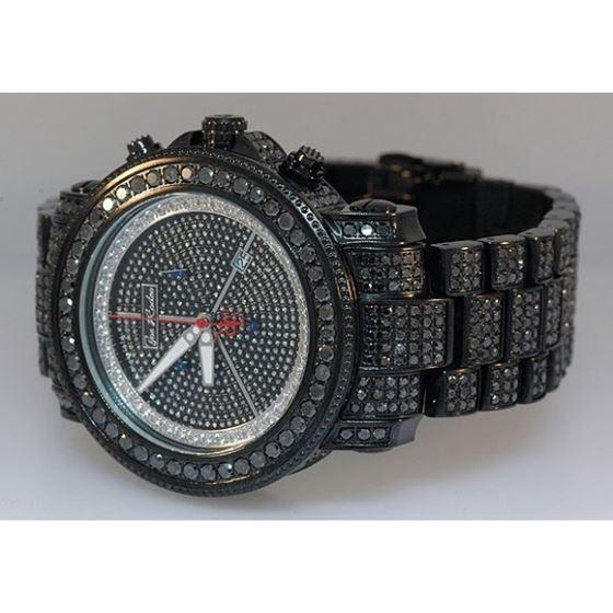 Joe Rodeo Mens Watches Junior Black Diamond Watch JJU149 2