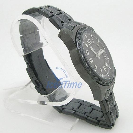 Mens Aqua Master Iced Out Diamond Watch W335AQ3 4