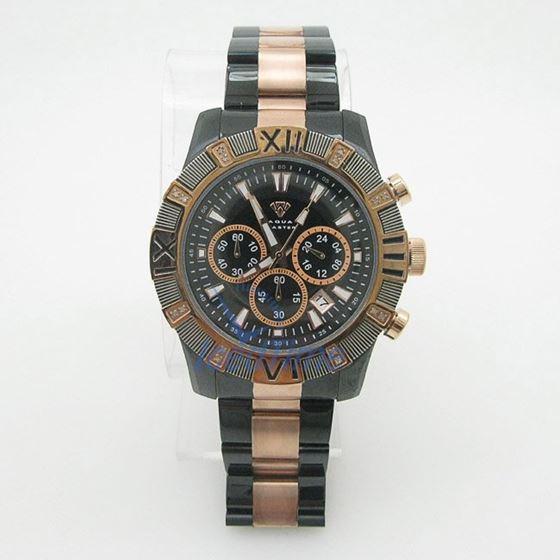 Mens Aqua Master Iced Out Diamond Watch W333AQ5 2