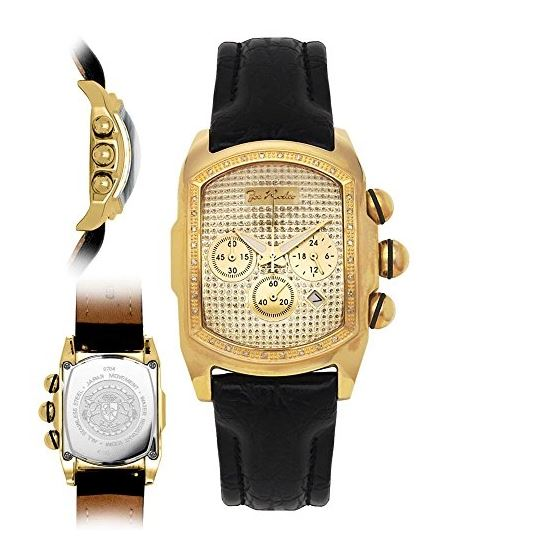 KING JKI30 Diamond Watch-2