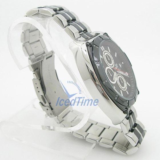 Mens Aqua Master Iced Out Diamond Watch W328AQ3 4